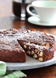 Chocolate Panforte (Siena Cake) | Bundaberg Sugar